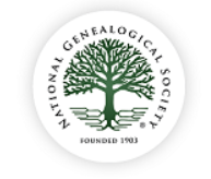 National Genealogical Society (NGS) Conference